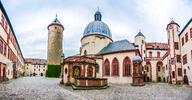 Německé města Vánoc: Rothenburg a Würzburg