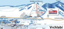 Celodenní permice do Skiareálu Vrchlabí–Kebrlák