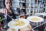 Luxusní italské menu ve vyhlášené restauraci