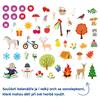 Potěšte prarodiče: kalendář kreslený vnoučaty