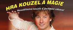 Představení Hra kouzel a magie Pavla Kožíška