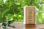 Glycerinová mýdla s přírodními oleji i mycí houba
