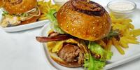 Macaté burgery pro jednotlivce i partu