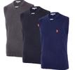 Pánské svetry bez rukávů U.S. Polo As