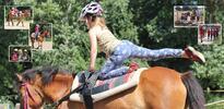 Jarní příměstský tábor s jízdou na koni