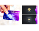 Kožené peněženky s ochranou údajů