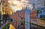 Valentýnský víkend v Belgii: Brusel a Bruggy