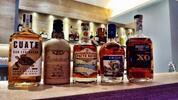 Degustace pěti exkluzivních rumů