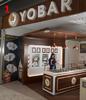 Jogurtové tiramisu a káva či čaj v oblíbeném Yobaru