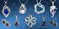 Zářivé šperky s krystaly Swarovski a zirkony