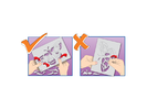 Kouzelné míchací a foukací fixy na papír i textil