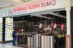 Výtečné running sushi v OC Novodvorská Plaza