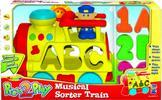 Zvukové a světelné hračky pro nejmenší děti