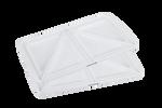 Toustovač TEESA s 3 výměnnými keramickými deskami