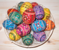 Připravte se na Velikonoce: ručně malované dřevěné kraslice