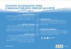 Kokosová voda COCOXIM - zdraví v každém doušku