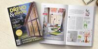 Roční předplatné magazínu Dřevo&Stavby