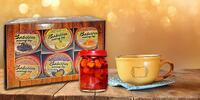 3–24 pečených čajů: až 20 verzí voňavého ovoce