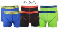 Značkové pánské boxerky: tři značky a různé barvy