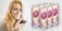 Růžové bublinky: alkoholický nápoj na bázi vína
