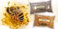 Slunečnicová, lněná či dýňová semínka a včelí pyl