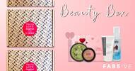 Beauty box FAB5IVE s 5 kosmetickými přípravky