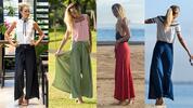 f68651306c5 Ručně šitá kalhotová sukně z Bali – elegantní kousek na léto