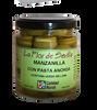Španělské olivy, 120 g: zelené i černé