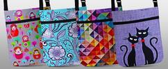 Originální eko barevné kabelky JOY
