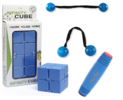 Proti stresu: Magic Cube, Thumb Chucks a Mokuru