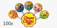 Lízátka nebo žvýkačky Chupa Chups