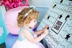Vymalovávací domeček Bibalina pro děti
