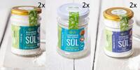Kvalitní mořská sůl bez rafinace z Portugalska