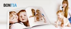 Luxusní 80stránková fotokniha z vlastních fotek