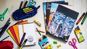 Balíček školních potřeb pro děti 1. stupně ZŠ