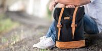 Elegantní multifunkční batoh s objemem 20 l
