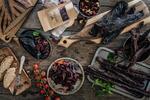 Biltong sušené hovězí maso: natural, chilli i klobásky