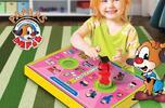 Hračky od Pafíka: mluvící Pafinka, karty i tablet