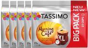 Kapsle Tassimo: balíček 5 příchutí i XL Café