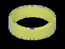 Titanové prsteny CORRi se silikonovým kroužkem