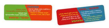 Společenská karetní hra Flaška ve 3 verzích