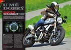 Roční předplatné nadupaného časopisu Motorbike