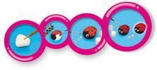 Kreativní tvoření pro děti: náramky i talismany