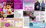 Roční předplatné oblíbeného týdeníku Překvapení