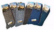Zdravotní termo ponožky z vlny pro pány i dámy