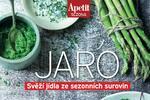 Apetit Jaro: Svěží jídla ze sezonních surovin