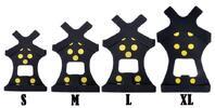 Protiskluzové návleky AGA Spikes: velikost 31-48