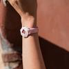 Dámské keramické hodinky Mia-Mio s koženým páskem