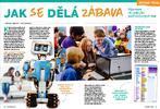 Roční předplatné dětského časopisu Mateřídouška