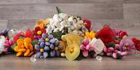 Dárek ke Dni matek: květiny z čokolády i mandlí